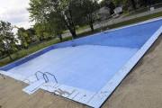 La piscine du parc Murdock de Chicoutimi, fermée... (Photo Le Progrès-Dimanche, Rocket Lavoie) - image 2.0