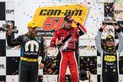 Les gagnants de la course NASCAR Pinty's: Kevin... (Olivier Croteau, Le Nouvelliste) - image 1.0
