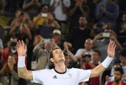 Andy Murray... (Photo Luis Acosta, Agence France-Presse) - image 1.1