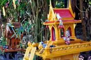 Le temple bouddhiste Hantalay est rudimentaire, aux antipodes... (Photo Audrey Ruel-Manseau, La Presse) - image 5.0