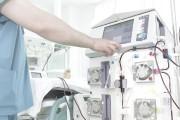 Une image d'un traitement de dialyse. «Rendu... - image 1.0