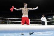Le boxeur irlandais Michael Conlan a fait un... (Photo Jae C. Hong, AP) - image 2.0