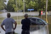 La région de Baton Rouge, capitale de la Louisiane, pâtissait encore... (AP) - image 2.0