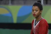 La gymnaste américaine Gabrielle Douglas... (AFP, Thomas Coex) - image 10.0