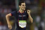 Le Français Pierre-Ambroise Bosse a terminé 4e à... (AFP, Fabrice Coffrini) - image 12.0