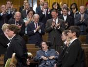 Mauril Bélanger, membre libéral du Parlement depuis plus de deux... (PHOTO PC) - image 4.0