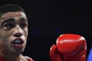 Le Britannique Muhammad Ali... (AFP, Yuri Cortez) - image 7.0