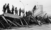 Le 21 août 1991, les Moscovites ont formé... (AFP, Alexander Nemenov) - image 3.0