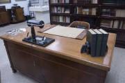 Le bureau de travail de Maurice Duplessis à... (Stéphane Lessard, Le Nouvelliste) - image 3.0