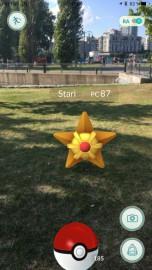 Saisies d'écran de Pokémon GO dans le Vieux-Port... - image 1.0