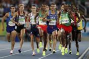 Charles Philibert-Thiboutot a raté la finale des 1500m... (AFP, Adrian Denis) - image 2.0