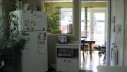 Une cloison séparait la cuisine de la salle... (Fournie par Sylvain Bilodeau) - image 2.0