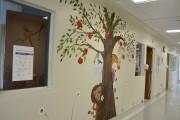 Sur l'arbre peint dans le corridor du département... (Collaboration spéciale Johanne Fournier) - image 2.0