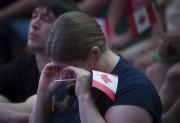 Tous les Canadiens ont pu profiter de l'événement... (La Presse Canadienne) - image 3.0