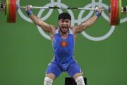 Contrôlé positif, le Kirghize Izzat Artykov a été... (AFP, Goh Chai Hin) - image 3.0
