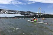 La vue sur les ponts de Québec et... (Collaboration spéciale, Jean-Sébastien Massicotte) - image 3.0