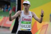 Eric Gillis est devenu le premier Canadien depuis... (PhotoJason Ransom, La Presse Canadienne) - image 2.0