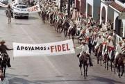 26 juillet 1959, place de la Révolution, La... (Photo Lee Lockwood,tirée du livre Le Cuba de Castro, éditions Taschen) - image 1.1