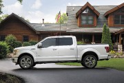 Le Ford F-150 2016... (Photo fournie par le constructeur) - image 1.0