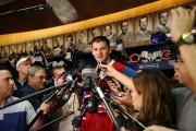 Arrivé à Montréal samedi soir, Alexander Radulov a... (La Presse, Martin Chamberland) - image 2.0
