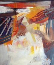 Enchanted Space(2014), acrylique sur toile, 48 x 40... (Courtoisie) - image 5.0
