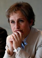 Carmen Aristegui... (REUTERS) - image 2.0
