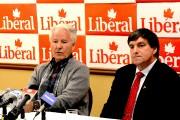 En 2002, le député libéral André Harvey avait... (Archives Le Quotidien) - image 1.0