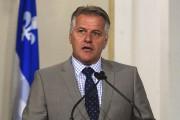 Le ministre libéral Laurent Lessard... (Archives La Presse canadienne, Clément Allard) - image 2.0