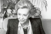 L'actrice Giuletta Masina, l'épouse de Federico Fellini, est... - image 2.0