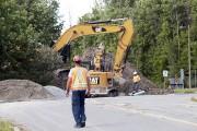 En 2008, un glissement de terrain forçait l'évacuation... (Etienne Ranger, LeDroit) - image 5.0