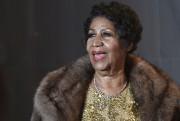 Aretha Franklin est âgée de 74ans.... (AFP, Molly Riley) - image 4.0