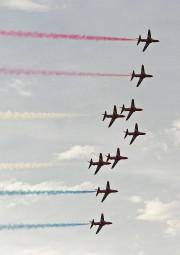 Le spectacle aérien de 2008 a attiré 160... (Photothèque Le Soleil) - image 2.0