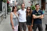 La famille Bouëxel (Patrice, Béatrice et leurs enfants... (PHOTO ROBERT SKINNER, LA PRESSE) - image 5.0