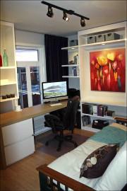 Ce bureau se caractérise par ses nombreuses sources... (Catherine Nadeau) - image 11.0
