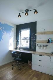 Ce bureau aménagé par Isabelle Cyr propose une... (Savitri Bastriani) - image 1.0