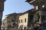 Le maire d'Amatrice, Sergio Pirozzi, a indiqué que... (AFP, Marco Zeppetella) - image 2.0