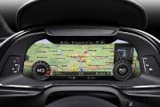 Le «virtual cockpit» d'Audi... (Photo fournie par le constructeur) - image 8.0
