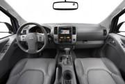 L'intérieur du Nissan Frontier... (Photo fournie par le constructeur) - image 1.1