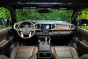 L'intérieur du Toyota Tacoma... (Photo fournie par le constructeur) - image 1.1