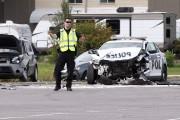 Une auto-patrouille du Service de police de la... (Etienne Ranger, LeDroit) - image 3.0