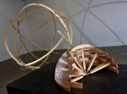 Lorsqu'il manipule ses sculptures dans son atelier, des... (Le Soleil, Patrice Laroche) - image 3.0