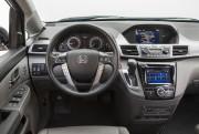 Le Honda Odyssey 2016... (Photo fournie par le constructeur) - image 1.1