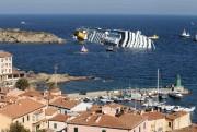 Le navire naufragé Costa Concordiaest resté plus de... (Photothèque Le Soleil) - image 2.0
