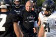 Dave Parent, entraîneur-chef des Titans de Limoilou... (Le Soleil, Yan Doublet) - image 5.0
