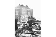 L'écroulement du clocher de l'église de Maskinongé est... (Archives Le Nouvelliste) - image 3.0