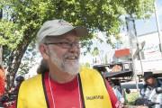 Douglas Schroeder-Tabah, membre du comité organisateur, estime que... (Photo Le Progrès-Dimanche, Michel Tremblay) - image 1.1