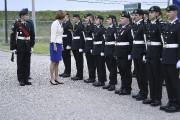 L'administratrice du gouvernement du Québec, Julie Dutil, était... (Photo Le Quotidien, Mariane L. St-Gelais) - image 3.1