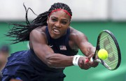 Serena Williamsa perdu ses titres olympiques en simple... (AP, Charles Krupa) - image 6.0