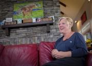Cheryl Simundson, mère de Kaillie Humphries... (La Presse Canadienne, Jeff McIntosh) - image 2.0