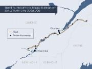 Les partisans et détracteurs du projet de pipeline... (Infographie La Presse) - image 1.0